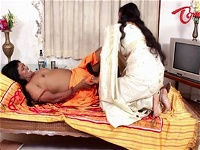 indian two aunty fun with romance
