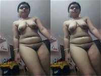 Today Exclusive- Sexy Desi Girl Showing Nude Body