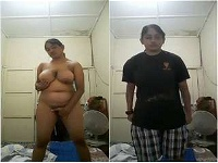 Today Exclusive- Cute Desi Girl Strip her Cloths and Shows Nude Body