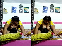 Indian Wife Boob Sucking By Hubby